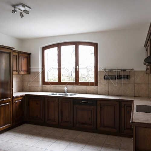 Кухня из массива Генуя