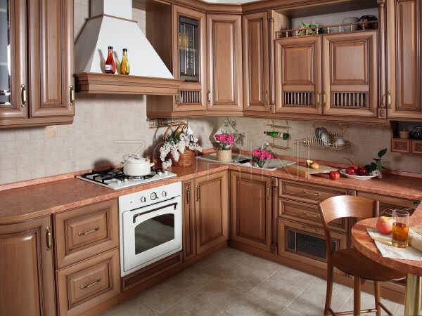 Угловая кухня Луиза
