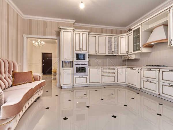 Кухня из массива Турин