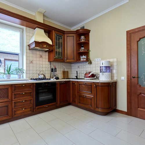 Кухня из массива Вероника
