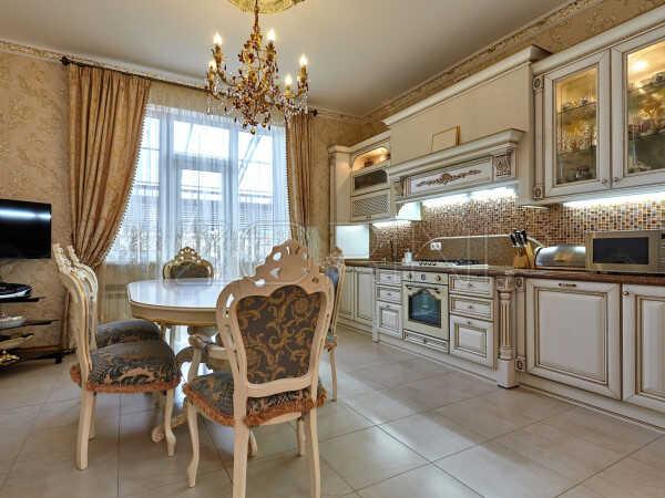 Кухня из массива дуба Винченцо