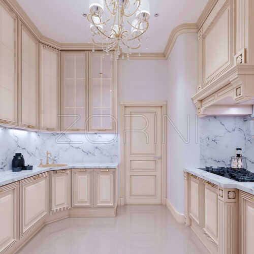 Кухня из массива Сильвио