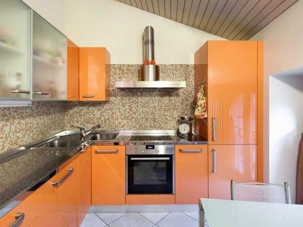 Угловая кухня Ирис