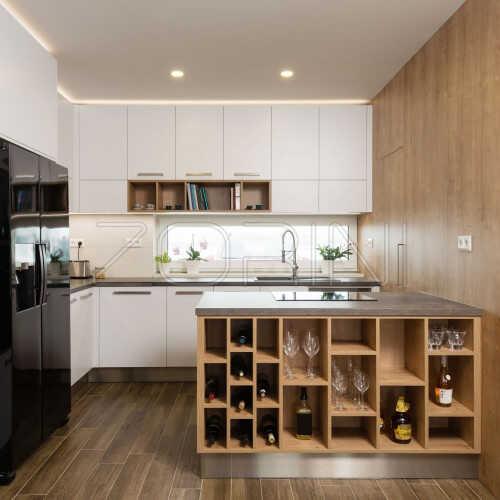 Кухня Лео