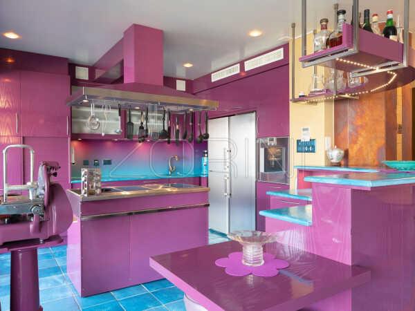 Элитная кухня Лила