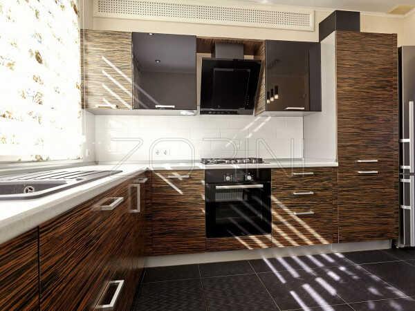 Угловая кухня Лора