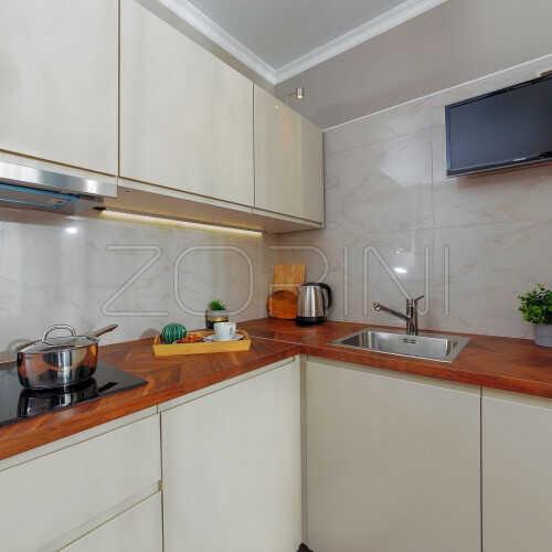 Угловая кухня Тала