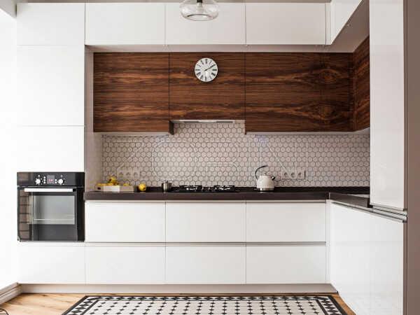 Угловая кухня Уникальная