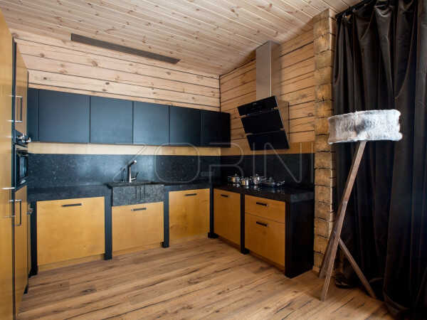 Угловая кухня Невада