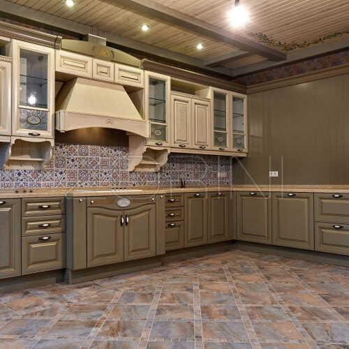 Дизайнерская кухня Олива