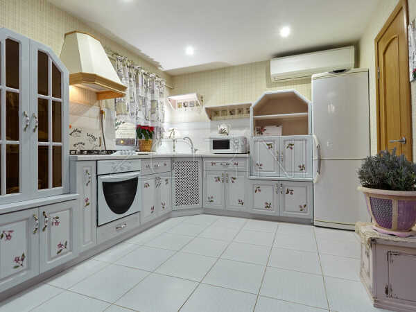 Угловая кухня Гвинет