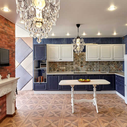 Угловая кухня Пескара