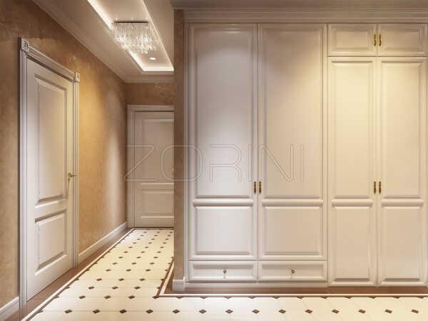 Распашной шкаф Гренобль
