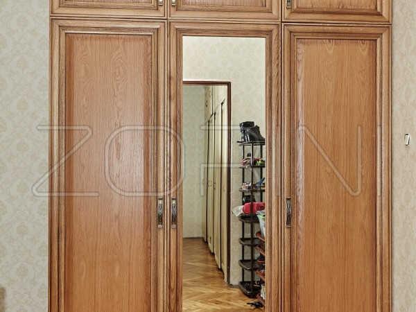 Шкаф из массива Нантер