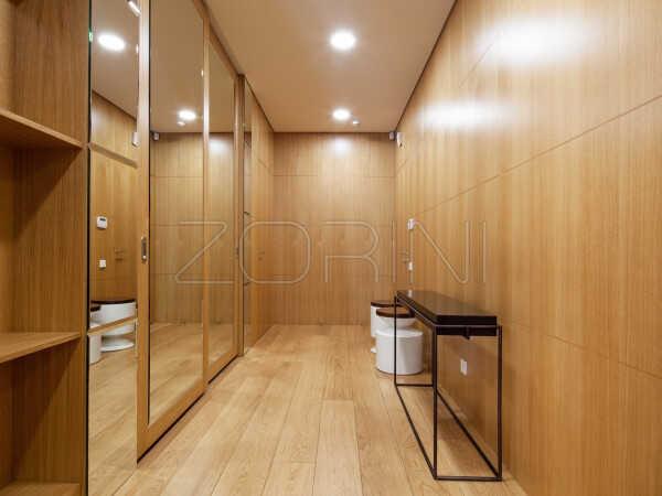 Шкаф из массива Банбери