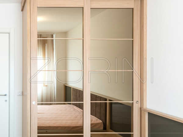 Шкаф-купе в спальню по размерам Олимпиада