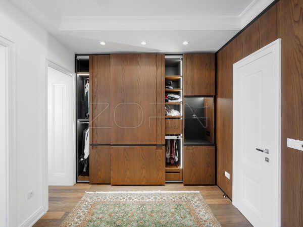 Встроенный шкаф-купе Перея