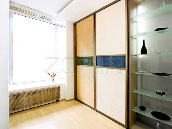 Встроенный шкаф-купе Мира