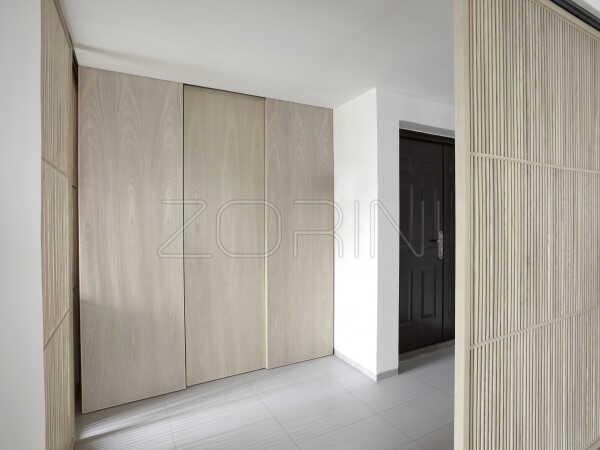 Встроенный шкаф-купе Данна
