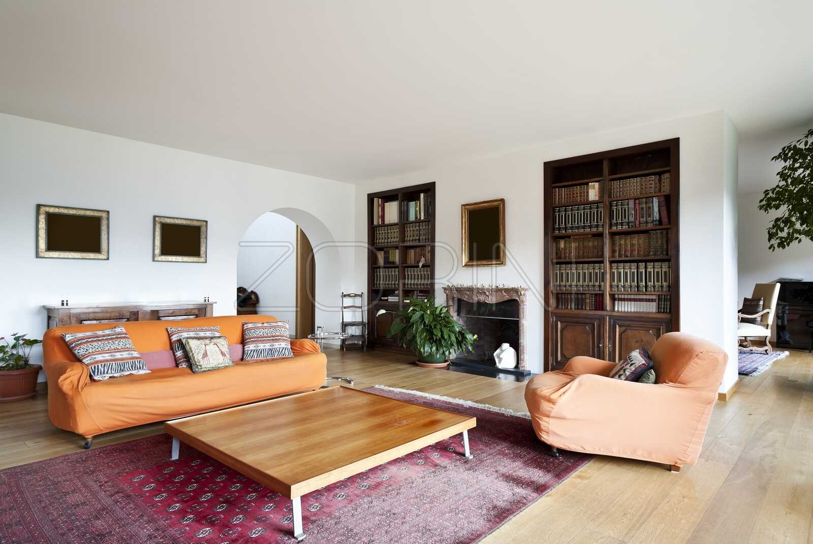 Книжные шкафы из массива на заказ - Пенелопа фото
