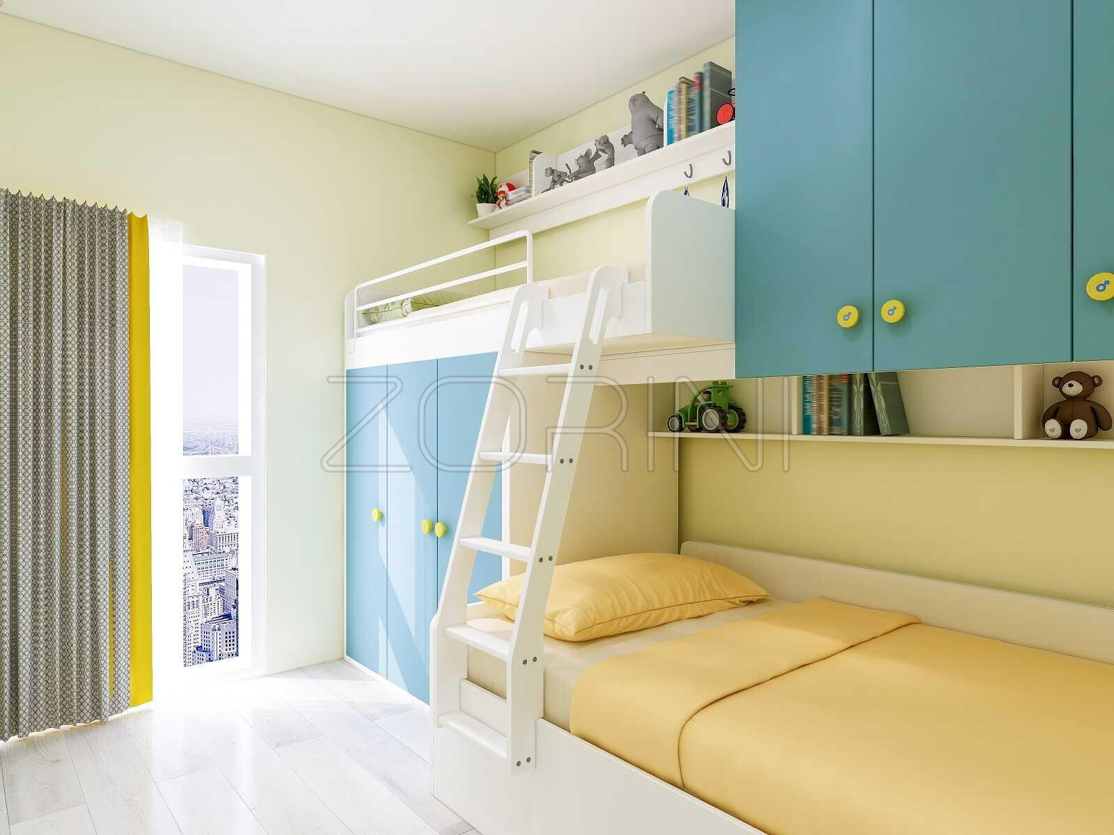 Мебель для детей из березы Картахена - фото