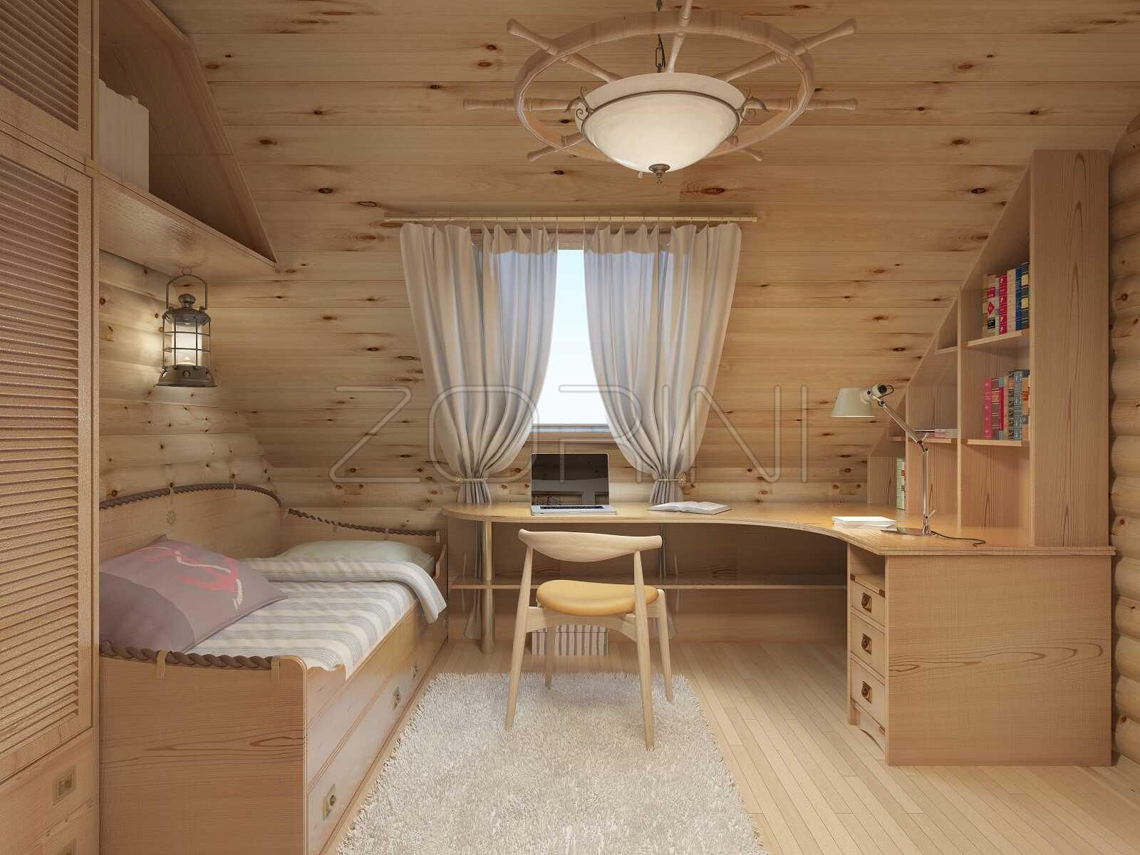 Эко мебель в детскую Алекс - фото