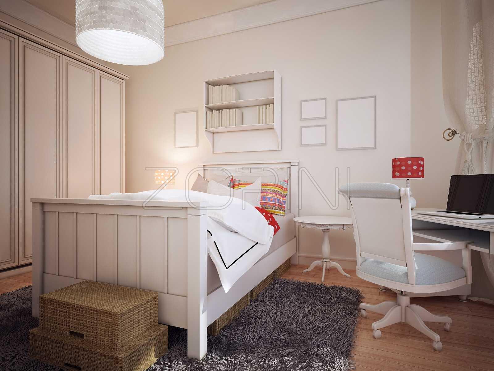 Кровать для детей Алеша - фото
