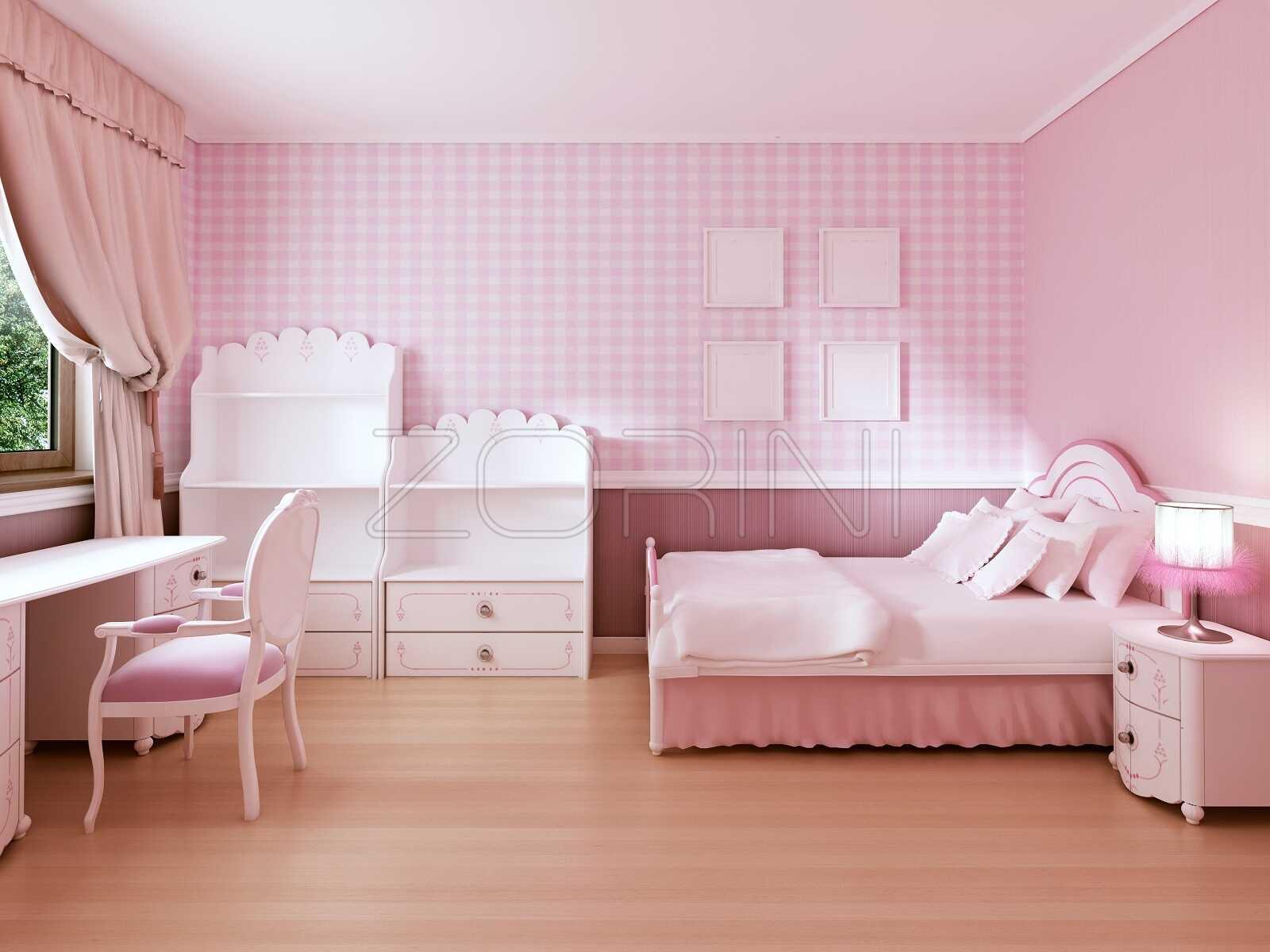 Детская кровать из бука Зайка - фото