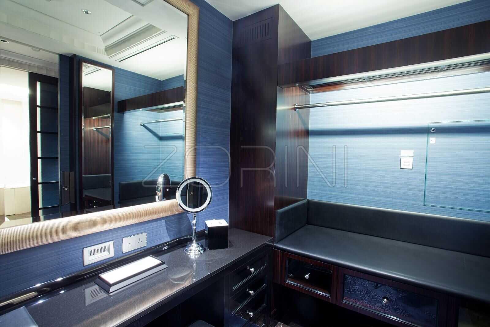 Гардеробные шкафы МДФ Вероника - фото