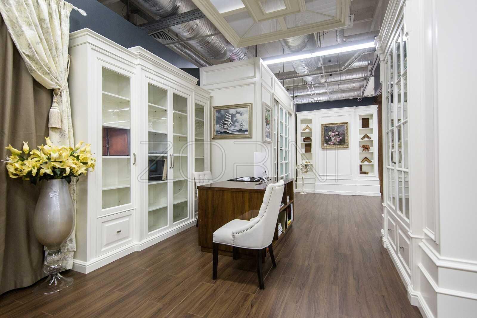 Мебель для кабинета из массива дерева Арина - фото