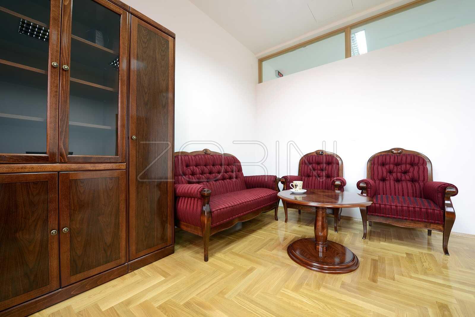 Мебель для кабинета руководителя Сан-Диего - фото