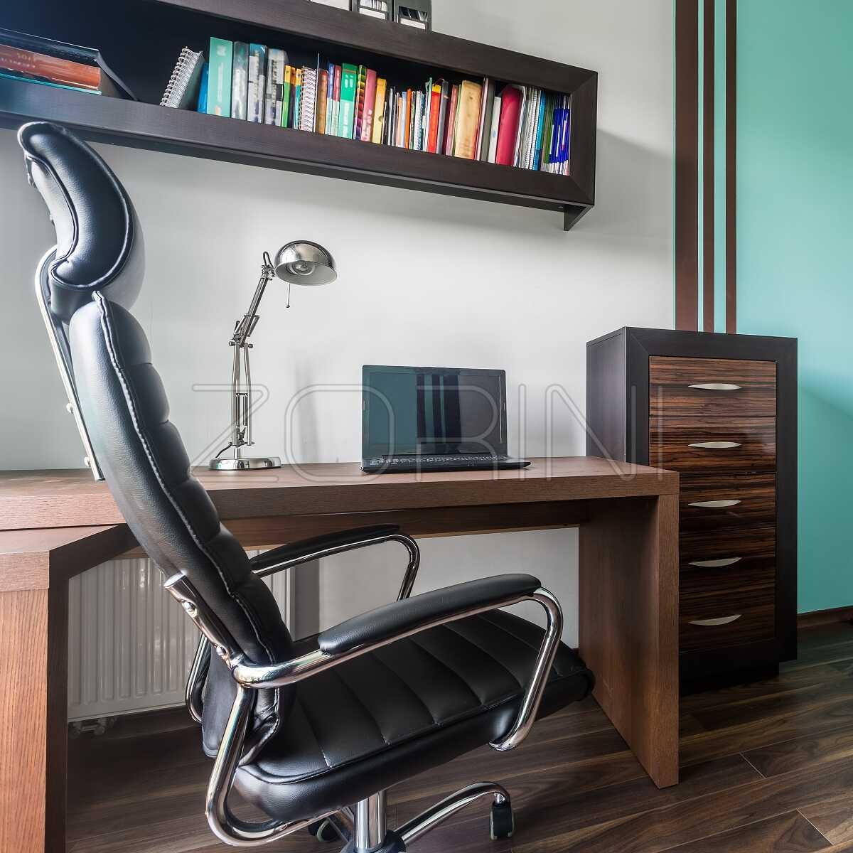 Стол в кабинет в современном стиле Билзен - фото