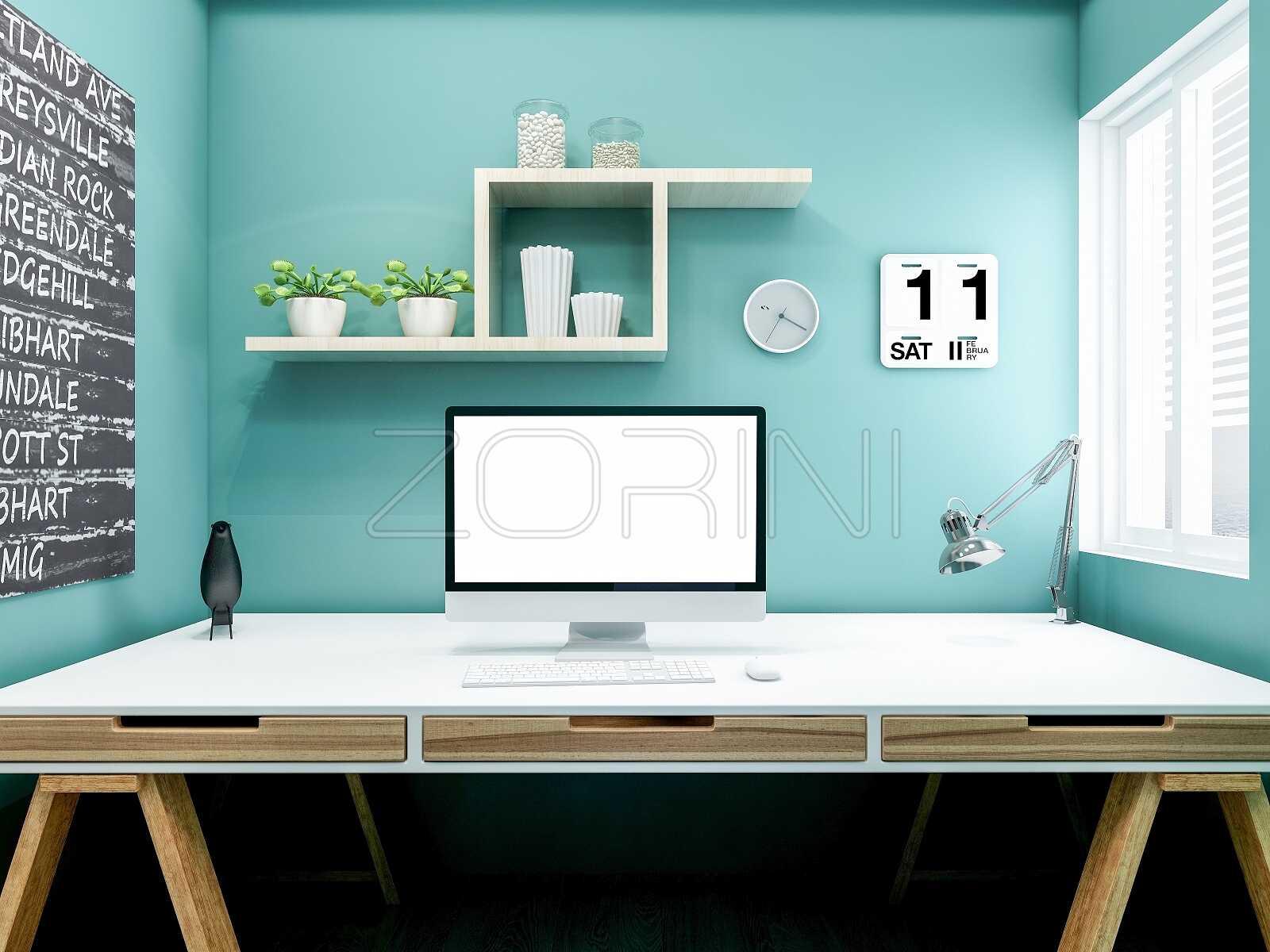 Стол в кабинет Вавр - фото