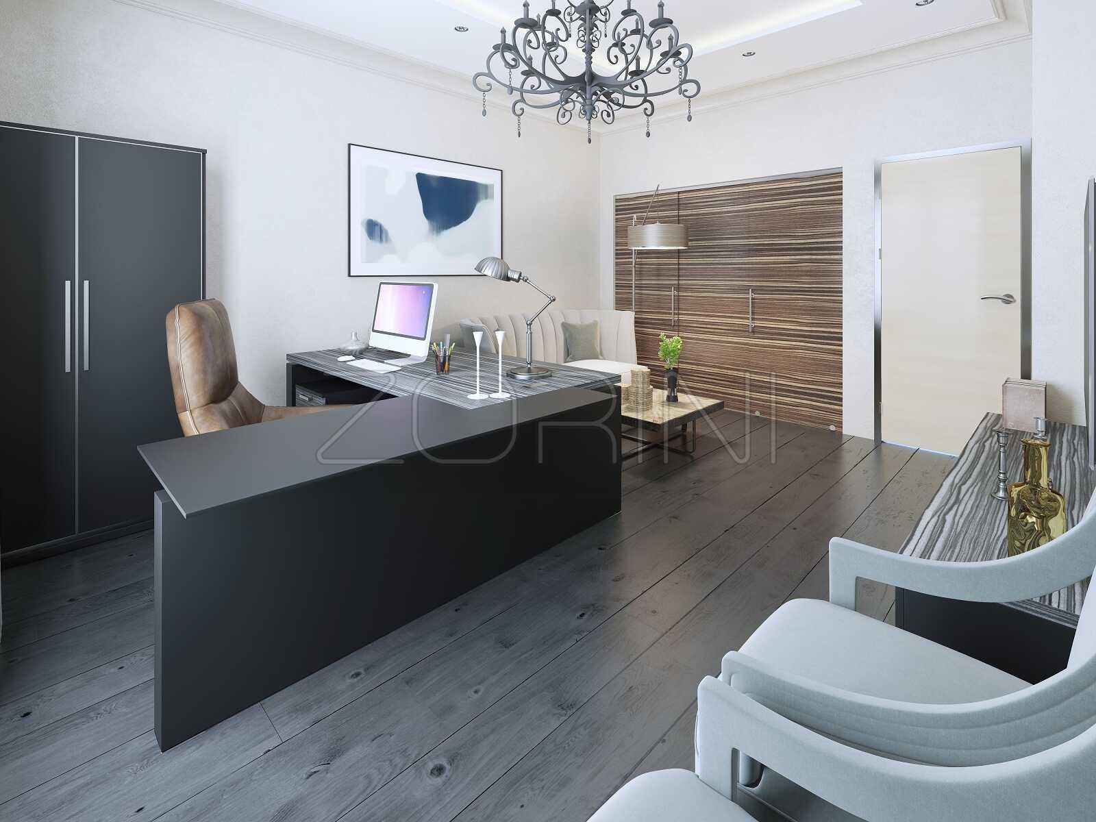 Мебель для кабинета руководителя премиум класса Норфолк - фото