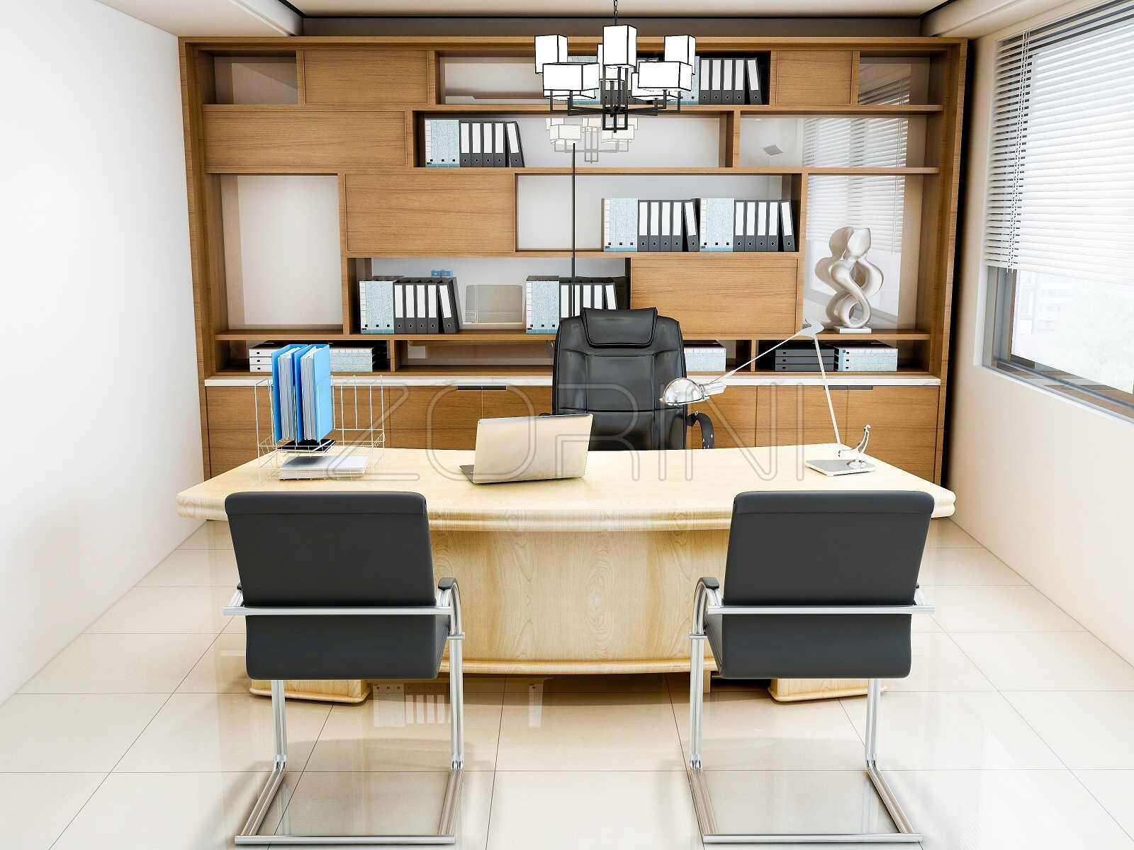 Шкафы в кабинет Питсбург - фото