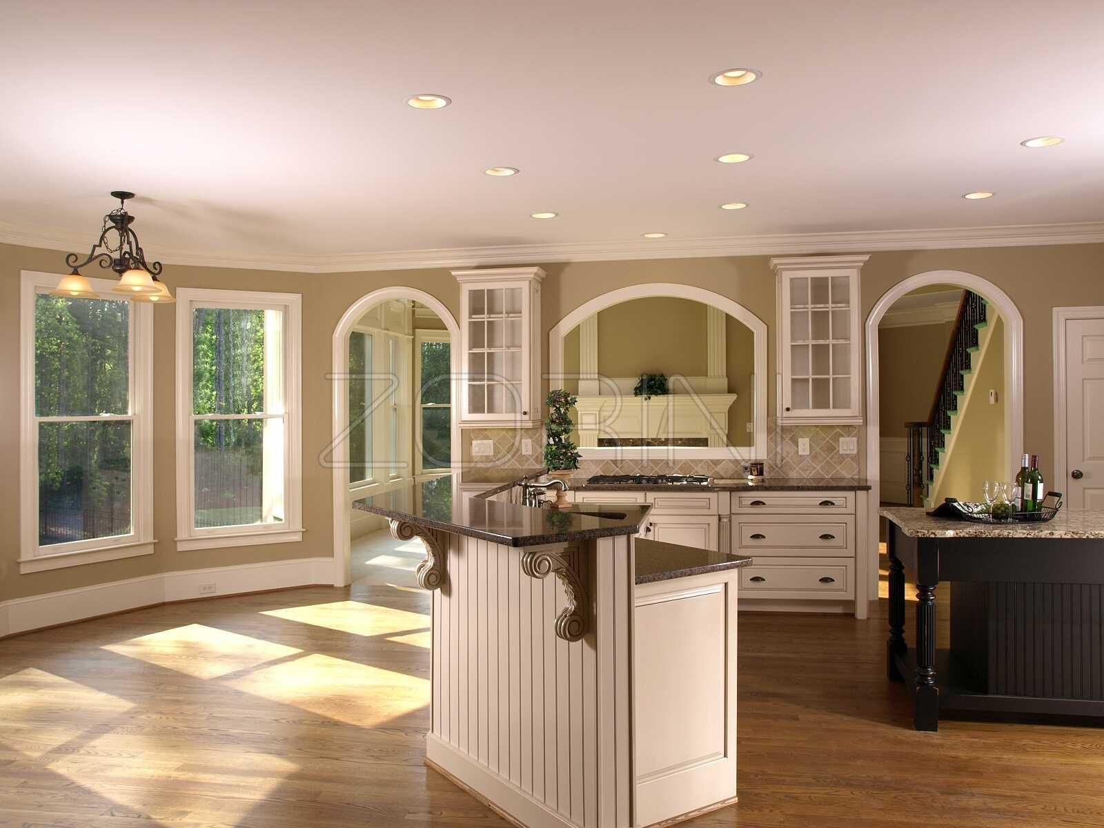 Мебель для элитной кухни Янина - фото