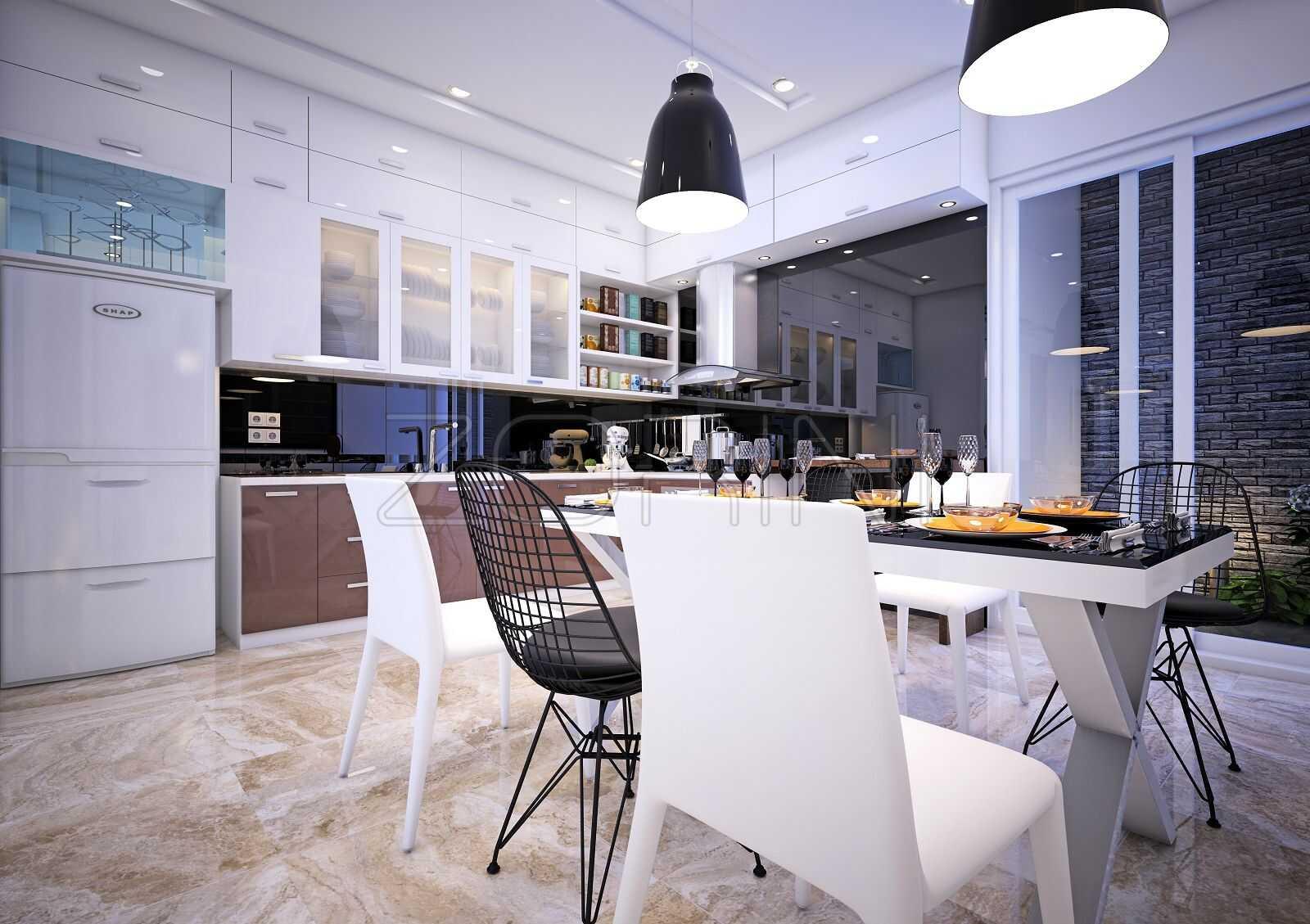 Элитная кухня Стильная   - фото