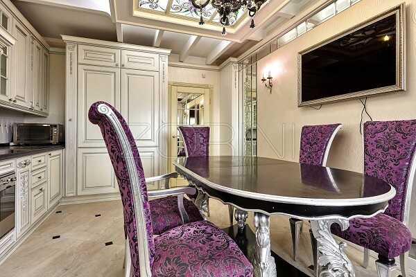 Мебель для кухни классика Болонья - фото