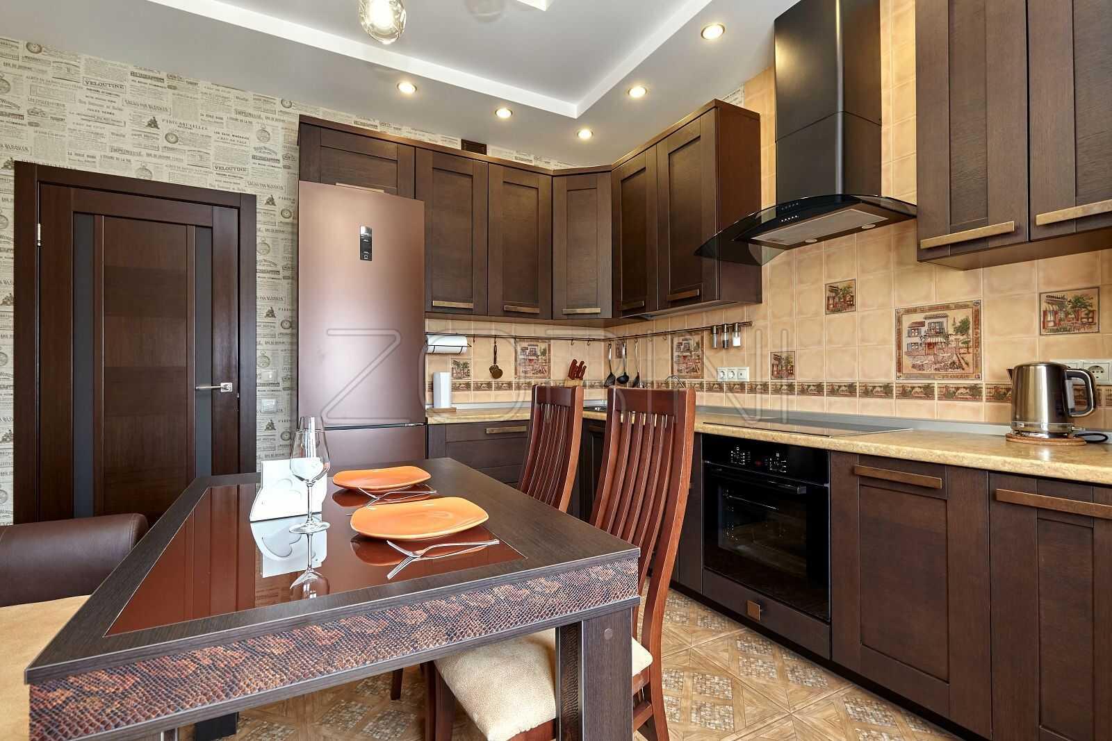 Кухня Фантини из МДФ   - фото