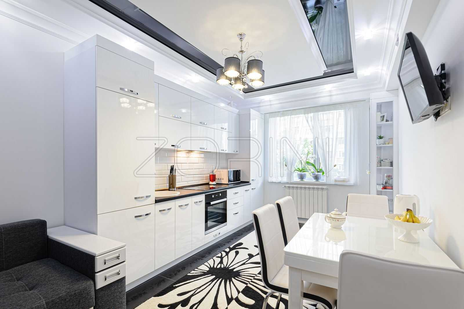 Кухня в стиле модерн Галаго - фото