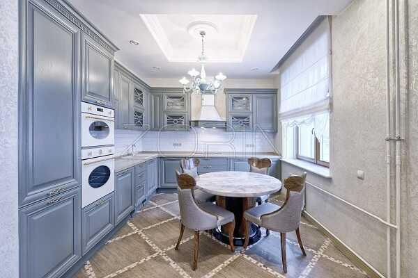 Классическая кухня Сара  - фото