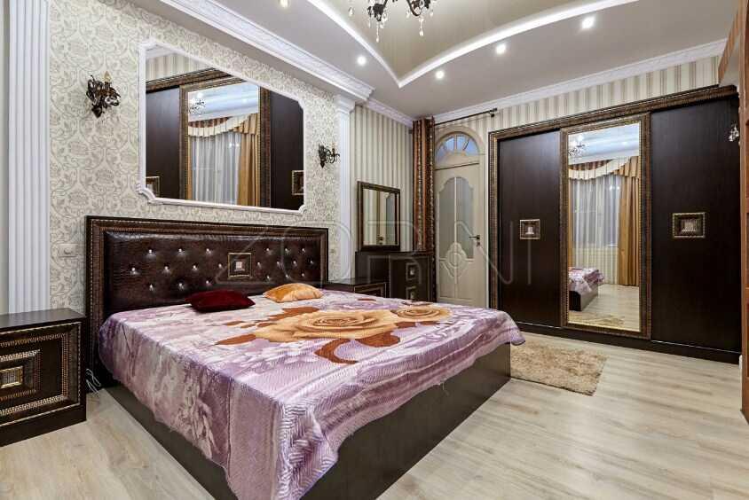 Мебель для классической спальни Александрополис - фото