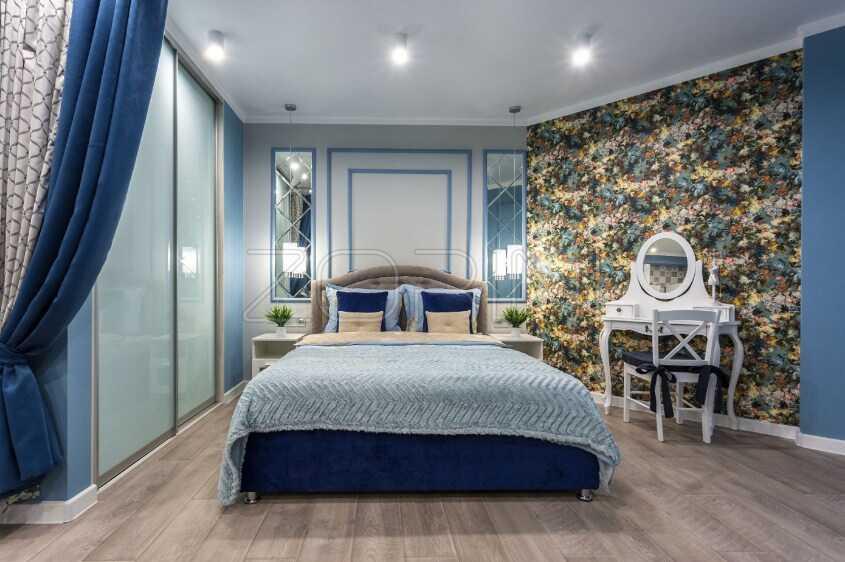 Спальня неоклассика Анаконда - фото