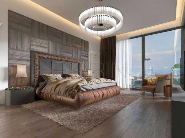 Мебель для спальни Барозавр в стиле модерн - фото
