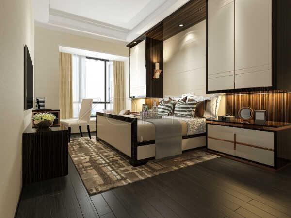 Мебель для спальни Элефсис в стиле арт деко - фото