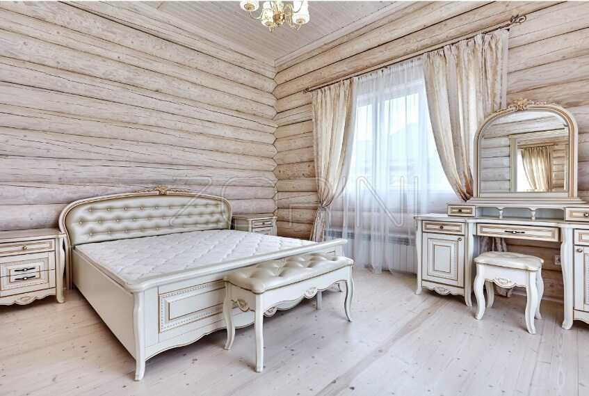 Спальня Ханья в стиле прованс  - фото