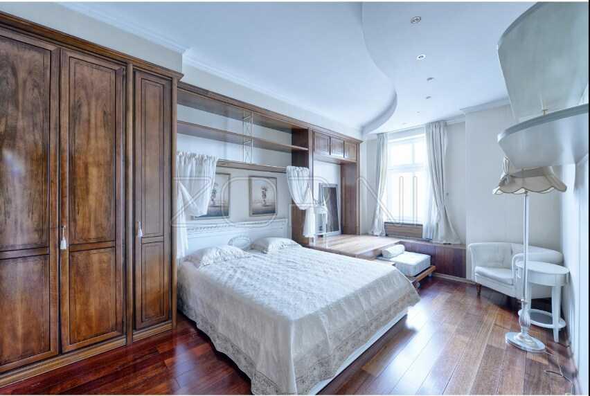 Спальня Лаура в стиле лофт  - фото