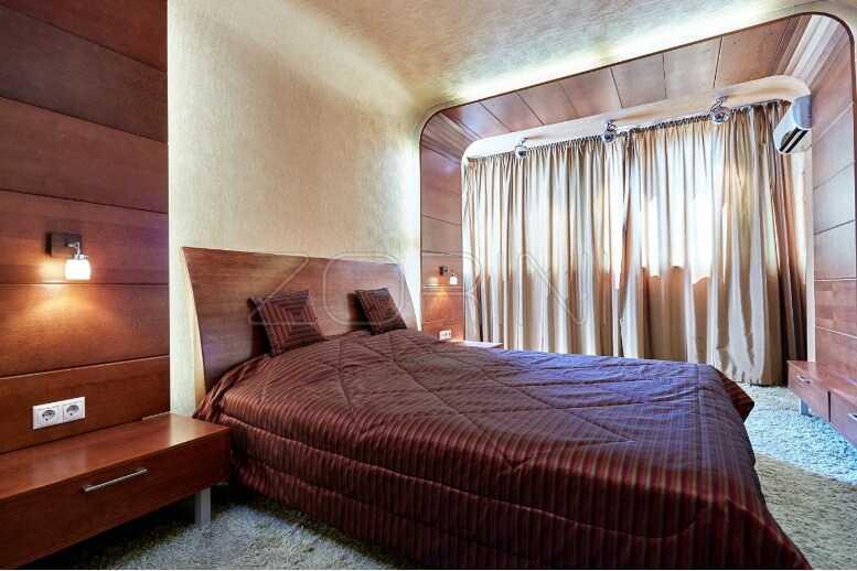 Мебель для спальни хай тек Лейла - фото