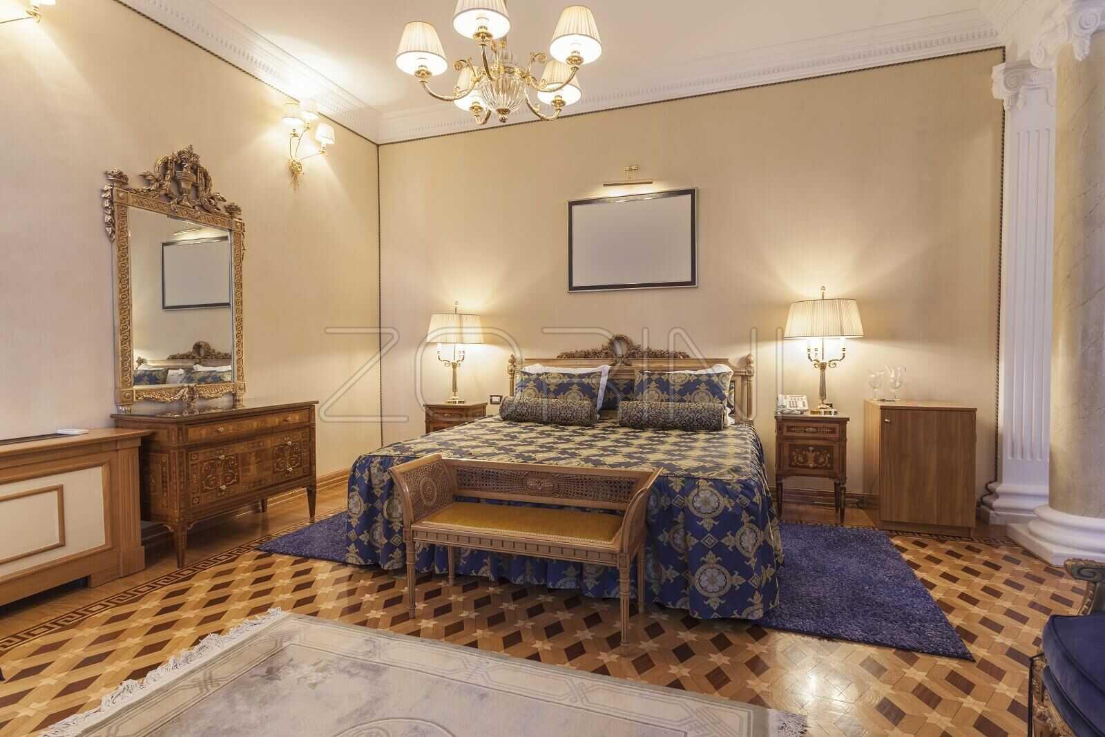 Мебель для спальни в английском стиле Одри - фото