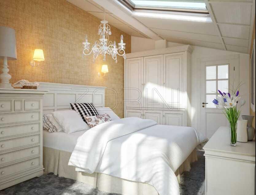 Мебель для спальни Соня со шкафом - фото
